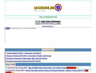 morom.in screenshot