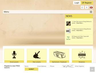 sharda.org screenshot