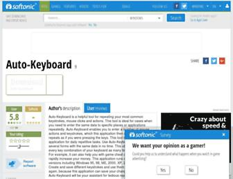 auto-keyboard.en.softonic.com screenshot