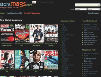 Thumbshot of Storemags.com