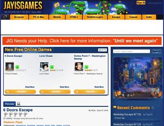 Thumbshot of Jayisgames.com