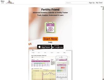 Thumbshot of Fertilityfriend.com
