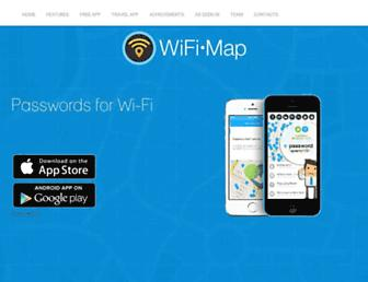 wifimap.io screenshot