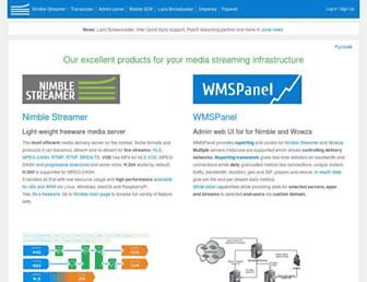 Thumbshot of Wmspanel.com