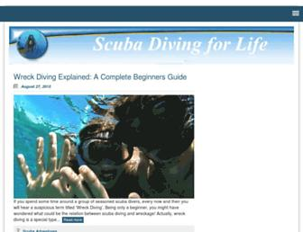 Thumbshot of Scubadivingforlife.com
