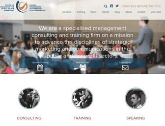 cepsm.ca screenshot
