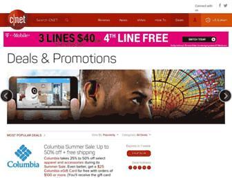 shopper.cnet.com screenshot