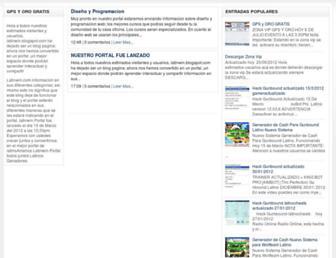 latinwin.blogspot.com screenshot