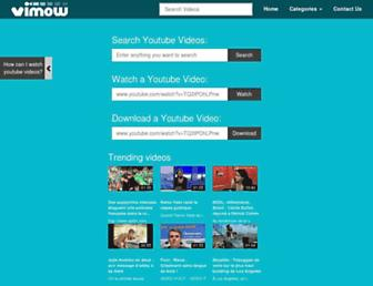 Thumbshot of Vimow.com