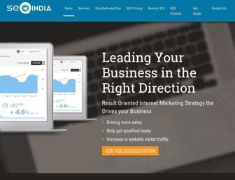 Thumbshot of Seoindia.co.in
