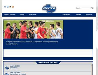 Thumbshot of Ghsa.net
