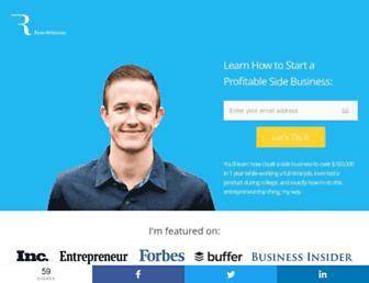 ryrob.com screenshot