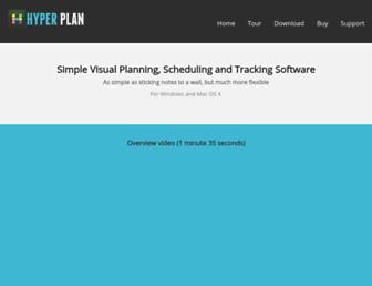 hyperplan.com screenshot