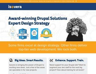 isovera.com screenshot