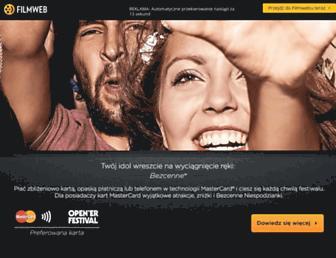 Thumbshot of Filmweb.pl