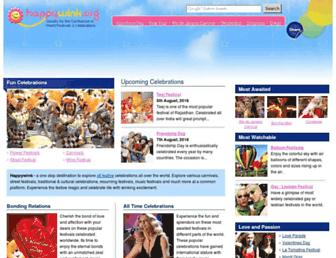 happywink.org screenshot