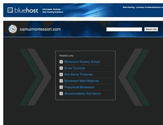 Thumbshot of Samuimontessori.com