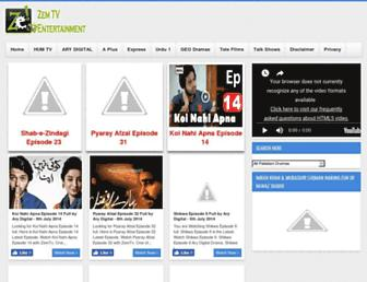 zemmerside.blogspot.com screenshot