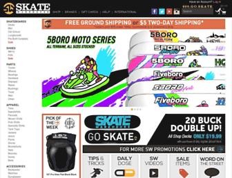 Thumbshot of Skatewarehouse.com