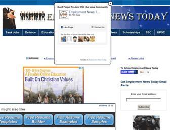 employment-news-today.com screenshot