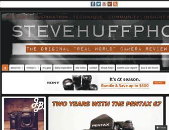Thumbshot of Stevehuffphoto.com