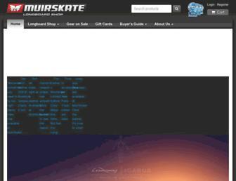 muirskate.com screenshot