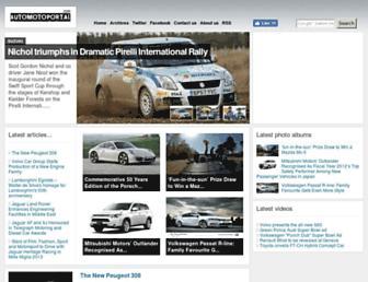 Thumbshot of Automotoportal.com