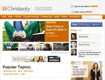 christianity.com screenshot