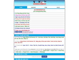 phuthobay.pro screenshot