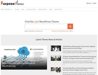 purposethemes.com screenshot