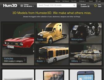 Thumbshot of Humster3d.com
