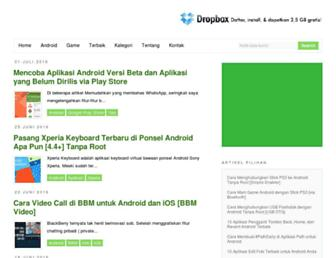 memudahkan.blogspot.com screenshot