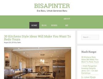 bisapinter.com screenshot