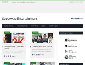 istreetwize.com screenshot
