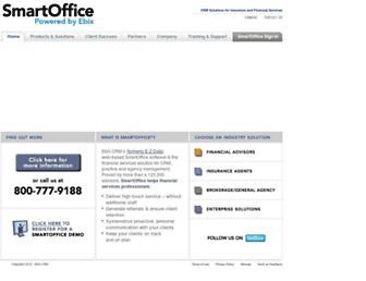 ez-data.com screenshot