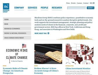 rhg.com screenshot