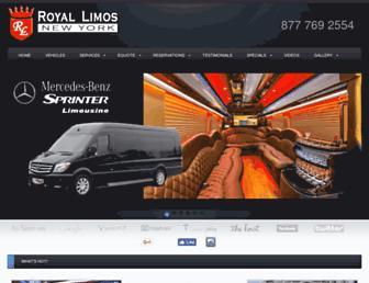 royaluxury.com screenshot