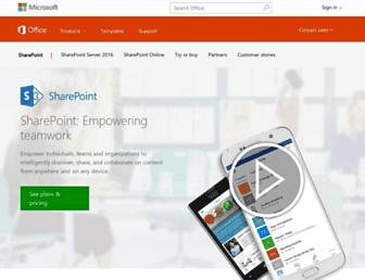 Thumbshot of Sharepoint.com