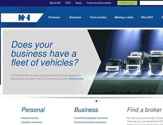 nzi.co.nz screenshot