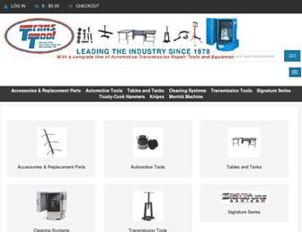 Thumbshot of Atec-trans-tool.com
