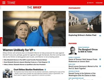 time.com screenshot