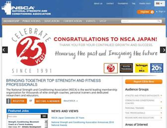 Fullscreen thumbnail of nsca-lift.org