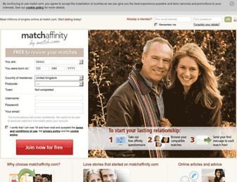 Thumbshot of Matchaffinity.com