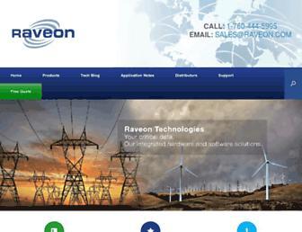 raveon.com screenshot
