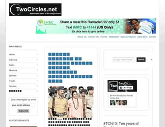 twocircles.net screenshot