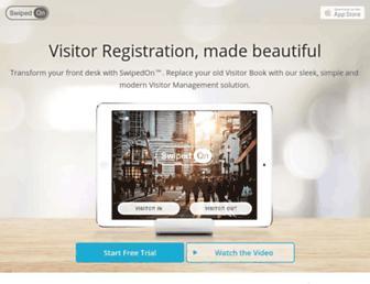 swipedon.com screenshot