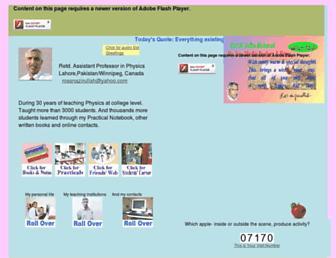 rossnazirullah.com screenshot