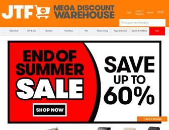 jtf.com screenshot
