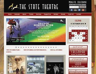 thestate.org screenshot
