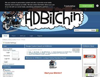 hdbitchin.com screenshot